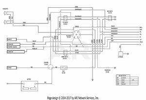Mtd 13au607h131  2000  Parts Diagram For Electrical