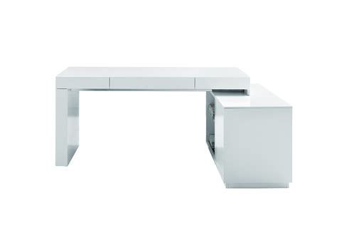 contemporary bureau desk soul modern contemporary office desk w attached cabinet