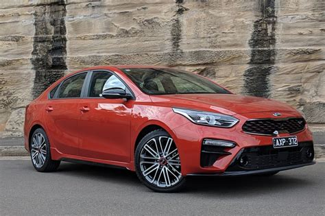 kia gt 2019 kia cerato gt sedan 2019 review carsguide