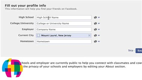 How to Create a Facebook Account - YouTube