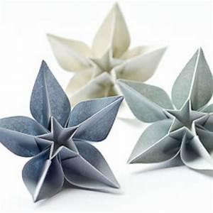 Origami Fleur Coeur D étoile : un origami facile fleur offrir ou pour vous amuser ~ Melissatoandfro.com Idées de Décoration