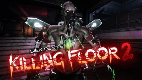 killing floor 2 hans volter final boss fight victory