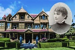 Winchester Mystery House | West Office