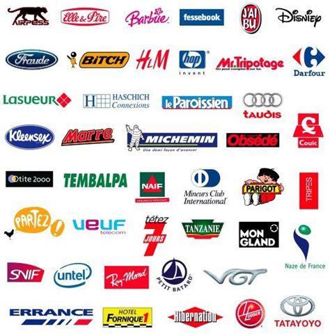 affiche cuisine logos de marques détournés alors quoi de