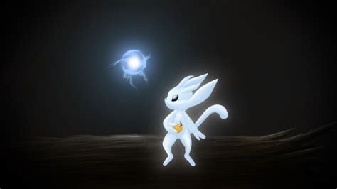 Ori Animated Wallpaper - ori and the blind forest by minyum on deviantart