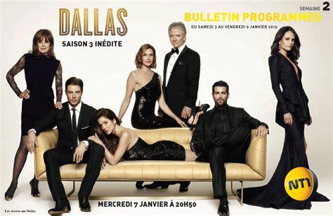 dallas saison 3 ce soir sur nt1 les accros aux s 233 ries