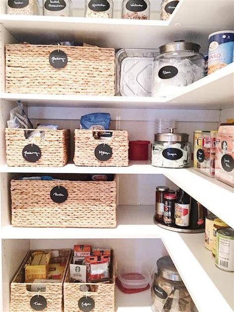 24+ Awe-Inspiring Kitchen Organization Baskets
