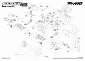 Traxxas Stampede 4x4 Parts Diagram