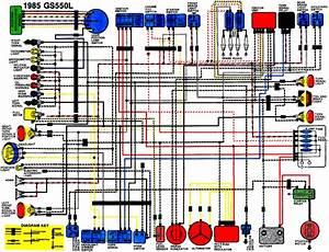 Suzuki Gs550 Wiring Diagram Images
