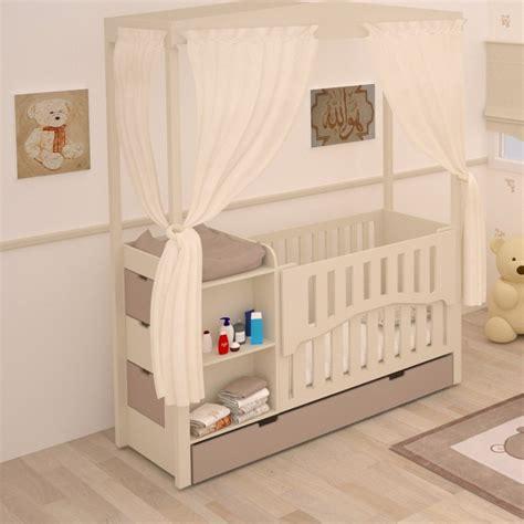 chambre bébé evolutif lit bébé combiné évolutif meuble de rangement chambre
