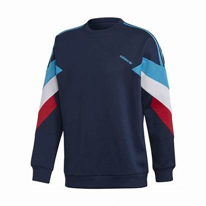 Collegiate Sweatshirt Adidas Aqua Bold Palmeston Navy