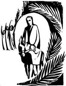 Palm Sunday Clip Art