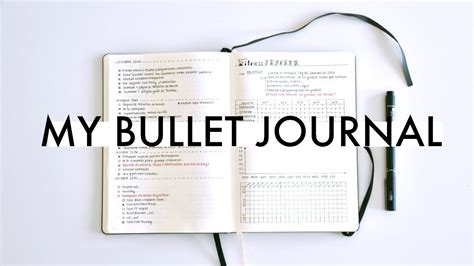 This Is My Bullet Journal Youtube