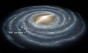 The Once And Future Milky Way | The Skeptics Guide to the ...