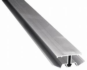 Plaque Polycarbonate Alvéolaire 4mm : profil de jonction 4 m alu brico d p t ~ Dailycaller-alerts.com Idées de Décoration
