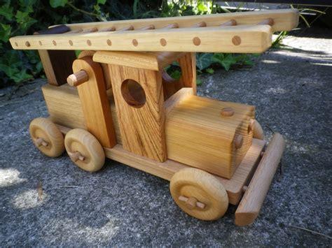 comment construire une cuisine camion de pompier jouet en bois