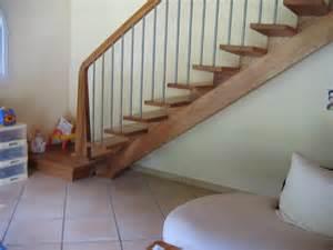 Escalier Chene Moderne by Escaliers