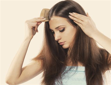 losing hair  tips    deal  thinning hair
