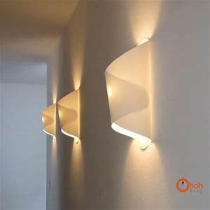 DIY paper lamp / Lampara de papel - Ohoh Blog