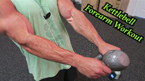 forearm kettlebell workout