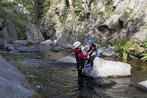 Canyoning en Ardèche, canyoning en famille, canyoning près d'Aubenas : Canyon Besorgues