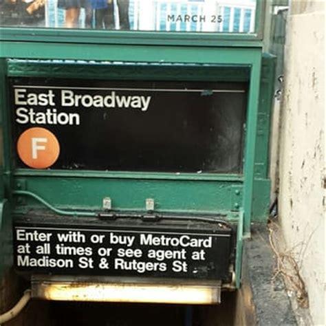 mta phone number mta east broadway subway station 11 photos