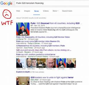 Putin Outed ISIS's G20 Financiers — But Not a Single ...