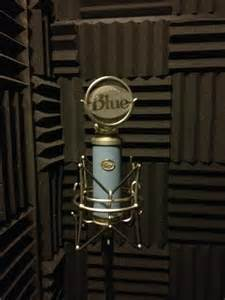 Recording Studio Booth Microphone