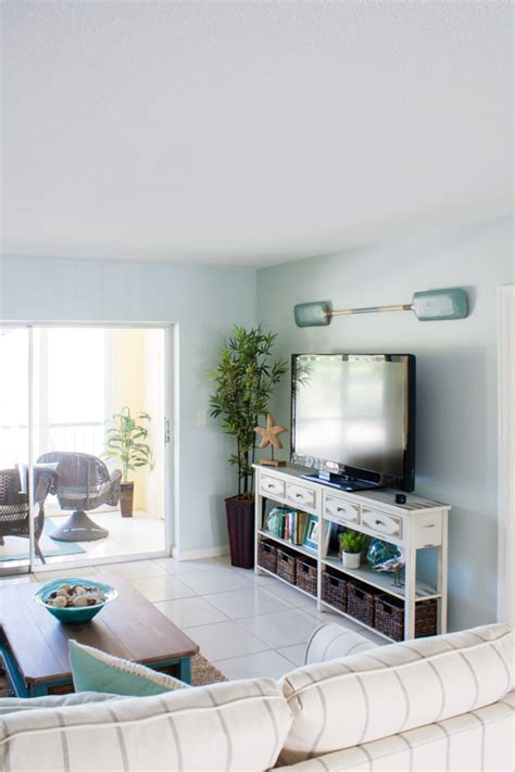 Cute Small Living Room Ideas by Beach Condo Living Room Decor Before And Afters The
