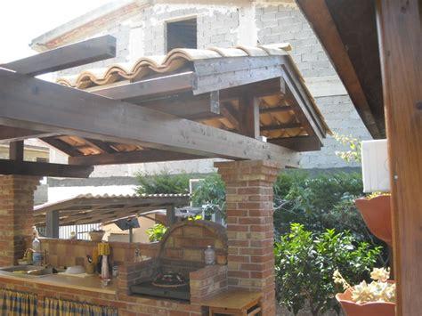 coperture per tettoie esterne copertura cucina esterna with coperture per