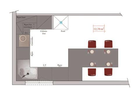 plan cuisine en parall e conseils d 39 architecte 4 plans de cuisine en g cuisines