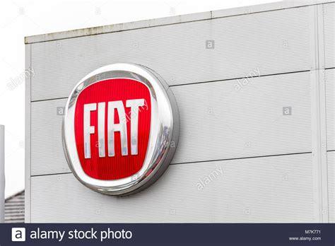 Fiat Stock Symbol by Fiat Logo Stock Photos Fiat Logo Stock Images Alamy