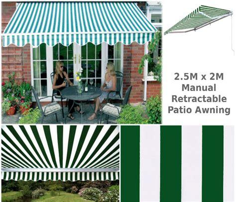 stripe patio awning  patio awnings retractable awnings awnings ireland