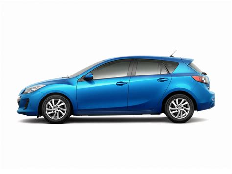 2012 Mazda Mazda 3 Hatchback