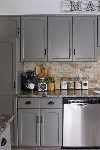 best 25 chelsea gray ideas on pinterest benjamin moore With kitchen colors with white cabinets with garage door stickers