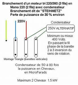 Moteur Triphasé En Monophasé : forum abcelectronique triphas monophas ~ Maxctalentgroup.com Avis de Voitures