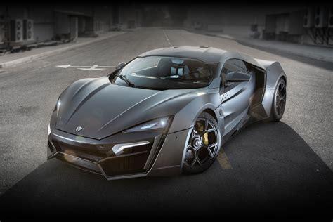 Lykan Hypersport Une Supercar Arabe Vraiment Boitier