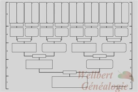 Family Tree Template Family Tree Template 5 Generations Printable Family Tree Template 5 Generations Choice Image