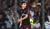 AC Milan announce the extent of Mattia Caldara's injury
