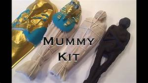 How To Make A Mummy U0026 Sarcophagus Ancient Egypt Youtube