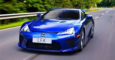 lexus lfa 2020 bmw toyota partnership to deliver halo supercars by 2020