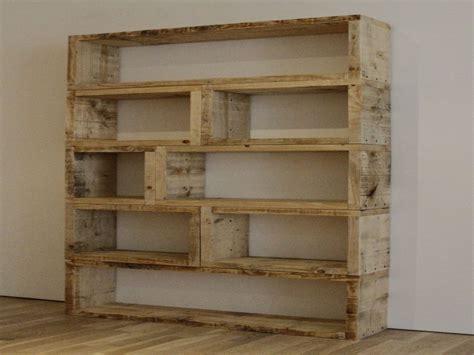 bookshelf out of pallets shelves made out of pallets nana s workshop