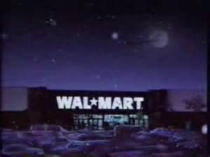 Walmart Commercial 1993