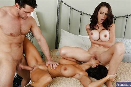 Sharing A Youthful In The Office #Gorgeous #Juggy #Milfs #Sharing #A #Young #Cock #And #A #Creamy