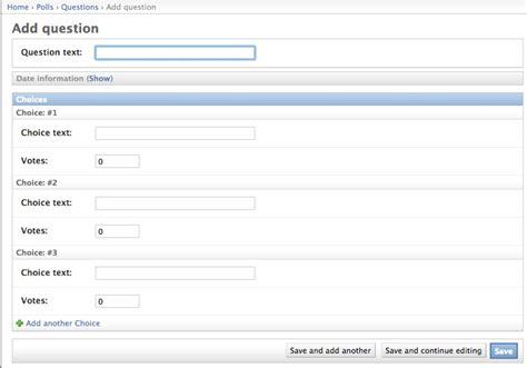 admin date selection calendar in django forms writing your first django app part 2 django