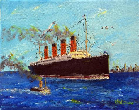 lusitania publish with glogster