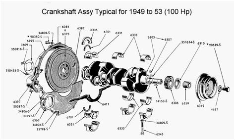 Ford V8 Engine Diagram by The Early Ford V8 As Henry Built It