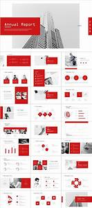 28+ Best company annual report charts PowerPoint Template ...