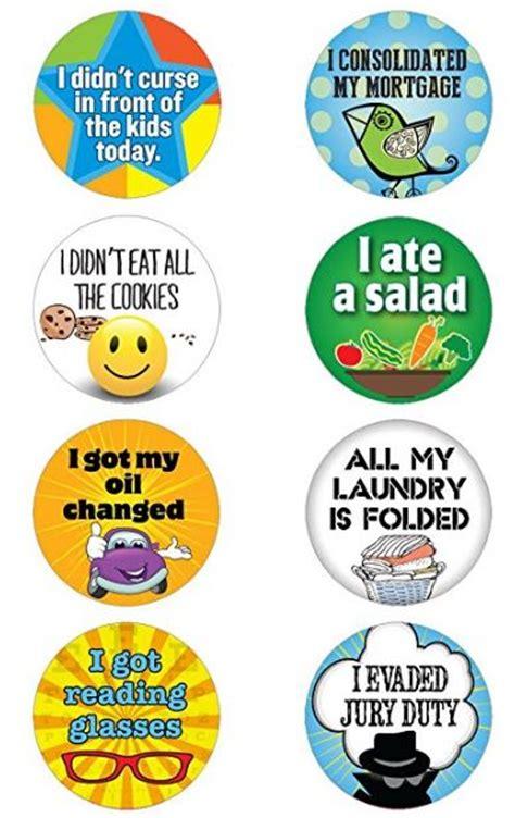 amazon oddities  adult achievement stickers
