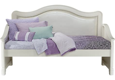 Sofia Vergara Kayla White Pc Daybed-beds Colors